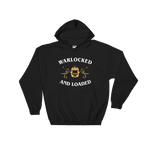 Warlock and Loaded - Warlock RPG Hoodie - Dungeon Armory - Tabletop RPG Shirt Dungeons & Dragons T-Shirt Pathfinder RPG T-Shirt