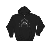 The Gamemaster Behind the Screen Unisex RPG Hoodie - Dungeon Armory - Tabletop RPG Shirt Dungeons & Dragons T-Shirt Pathfinder RPG T-Shirt