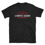 Dungeons and Dragons Shirt - Lawful Good Alignment Unisex RPG Shirt - DnD Shirts Dungeon Armory