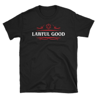 Lawful Good Alignment Unisex RPG Shirt - Dungeon Armory - Tabletop RPG Shirt Dungeons & Dragons T-Shirt Pathfinder RPG T-Shirt