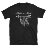 Dungeons and Dragons Shirt - Hunter's Mark Boho Style - Ranger Unisex RPG Shirt - DnD Shirts Dungeon Armory