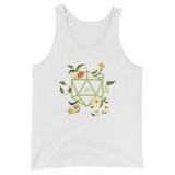 Druid's D20 Dice Unisex Tank Top - Dungeon Armory - Tabletop RPG Shirt Dungeons & Dragons T-Shirt Pathfinder RPG T-Shirt