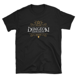 Dungeon Mistress - DM Unisex RPG Shirt - Dungeon Armory - Tabletop RPG Shirt Dungeons & Dragons T-Shirt Pathfinder RPG T-Shirt