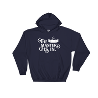 Dungeons and Dragons Shirt - The Master Is In - DM Game Master RPG Hoodie - DnD Shirts Dungeon Armory