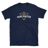 Vintage Game Master with D20 Dice Unisex RPG Shirt - Dungeon Armory - Tabletop RPG Shirt Dungeons & Dragons T-Shirt Pathfinder RPG T-Shirt