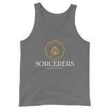 Sorcerers Emblem Unisex RPG Tank Top - Dungeon Armory - Tabletop RPG Shirt Dungeons & Dragons T-Shirt Pathfinder RPG T-Shirt