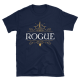Dungeons and Dragons Shirt - Rogue Emblem Unisex RPG Shirt - DnD Shirts Dungeon Armory