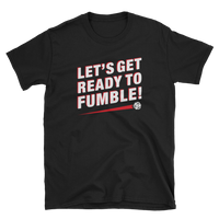 Let's Get Ready to Fumble! Critical Fail D20 Dice RPG Unisex T-Shirt - Dungeon Armory - Tabletop RPG Shirt Dungeons & Dragons T-Shirt Pathfinder RPG T-Shirt