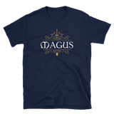 Magus Character Class Unisex Pathfinder T-Shirt - Dungeon Armory - Tabletop RPG Shirt Dungeons & Dragons T-Shirt Pathfinder RPG T-Shirt