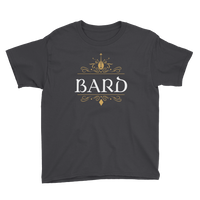 Bard Youth Short Sleeve T-Shirt - Dungeon Armory