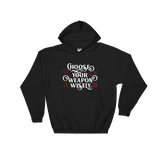 Choose Your Weapon Wisely with Dice Set RPG Hoodie - Dungeon Armory - Tabletop RPG Shirt Dungeons & Dragons T-Shirt Pathfinder RPG T-Shirt