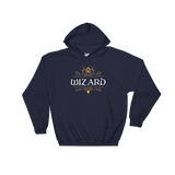 Dungeons and Dragons Shirt - Wizard Hooded Sweatshirt - DnD Shirts Dungeon Armory