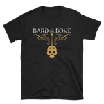 Bard to the Bone - Bard Unisex RPG Shirt - Dungeon Armory - Tabletop RPG Shirt Dungeons & Dragons T-Shirt Pathfinder RPG T-Shirt