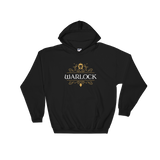 Dungeons and Dragons Shirt - Warlock Hooded Sweatshirt - DnD Shirts Dungeon Armory