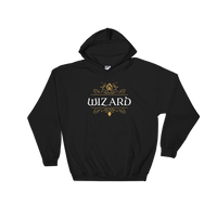 Wizard Hooded Sweatshirt - Dungeon Armory