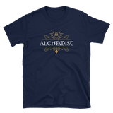 Alchemist Character Class Unisex Pathfinder T-Shirt - Dungeon Armory - Tabletop RPG Shirt Dungeons & Dragons T-Shirt Pathfinder RPG T-Shirt