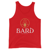 Dungeons and Dragons Shirt - Bard Alternate Emblem Unisex RPG Tank Top - DnD Shirts Dungeon Armory
