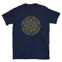 D20 Dice Mandala RPG Shirt - Dungeon Armory - Tabletop RPG Shirt Dungeons & Dragons T-Shirt Pathfinder RPG T-Shirt