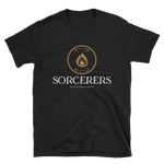 Sorcerers Emblem Unisex T-Shirt - Dungeon Armory - Tabletop RPG Shirt Dungeons & Dragons T-Shirt Pathfinder RPG T-Shirt