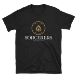 Dungeons and Dragons Shirt - Sorcerers Emblem Unisex T-Shirt - DnD Shirts Dungeon Armory