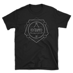 Dungeons and Dragons Shirt - Druid Minimalist Emblem Unisex RPG T-Shirt - DnD Shirts Dungeon Armory