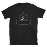The Gamemaster Behind the Screen Unisex RPG Shirt - Dungeon Armory - Tabletop RPG Shirt Dungeons & Dragons T-Shirt Pathfinder RPG T-Shirt