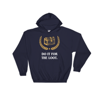 Dungeons and Dragons Shirt - Do It for the Loot Meme RPG Hoodie - DnD Shirts Dungeon Armory