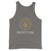 Detect Evil Spell Unisex RPG Tank Top - Dungeon Armory