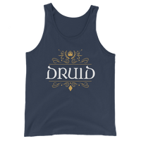 Druid Emblem Unisex RPG Tank Top - Dungeon Armory