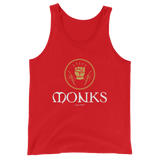Monks Emblem Unisex Tank Top - Dungeon Armory