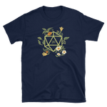 Druid's D20 Dice Unisex RPG Shirt - Dungeon Armory