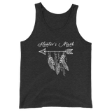 Dungeons and Dragons Shirt - Hunter's Mark Ranger Unisex RPG Tank Top - DnD Shirts Dungeon Armory