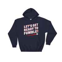 Let's Get Ready to Fumble Meme D20 Dice RPG Hoodie - Dungeon Armory - Tabletop RPG Shirt Dungeons & Dragons T-Shirt Pathfinder RPG T-Shirt