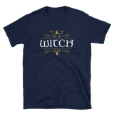 Witch Character Class Pathfinder Inspired Unisex RPG Shirt - Dungeon Armory - Tabletop RPG Shirt Dungeons & Dragons T-Shirt Pathfinder RPG T-Shirt