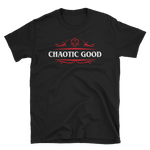 Dungeons and Dragons Shirt - Chaotic Good Alignment Unisex T-Shirt - DnD Shirts Dungeon Armory