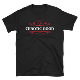 Chaotic Good Alignment Unisex T-Shirt - Dungeon Armory