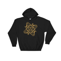 Vintage Polyhedral D20 Dice Unisex RPG Hoodie - Dungeon Armory - Tabletop RPG Shirt Dungeons & Dragons T-Shirt Pathfinder RPG T-Shirt