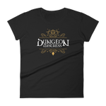 Dungeons and Dragons Shirt - Dungeon Mistress - DM Women's RPG Shirt - DnD Shirts Dungeon Armory
