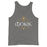 Monk Emblem Unisex Tank Top - Dungeon Armory