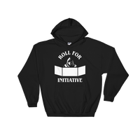 Roll for Initiative - DM RPG Hoodie - Dungeon Armory - Tabletop RPG Shirt Dungeons & Dragons T-Shirt Pathfinder RPG T-Shirt