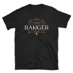 Dungeons and Dragons Shirt - Ranger Emblem Unisex RPG Shirt - DnD Shirts Dungeon Armory