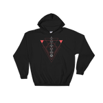 Dungeons and Dragons Shirt - Minimalist Polyhedral Dice Set Unisex Hoodie - DnD Shirts Dungeon Armory