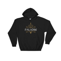 Paladin Hooded Sweatshirt - Dungeon Armory