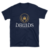Druids Emblem Unisex RPG Shirt - Dungeon Armory - Tabletop RPG Shirt Dungeons & Dragons T-Shirt Pathfinder RPG T-Shirt