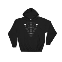 Polyhedral Dice Set RPG Hoodie - Dungeon Armory - Tabletop RPG Shirt Dungeons & Dragons T-Shirt Pathfinder RPG T-Shirt