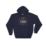 DM Game Master Emblem RPG Hoodie - Dungeon Armory - Tabletop RPG Shirt Dungeons & Dragons T-Shirt Pathfinder RPG T-Shirt