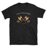 Dungeons and Dragons Shirt - Can I Rage Now? Barbarian RPG Shirt - DnD Shirts Dungeon Armory