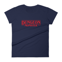Dungeon Momster - Mother's Day Special Women's RPG Shirt - Dungeon Armory - Tabletop RPG Shirt Dungeons & Dragons T-Shirt Pathfinder RPG T-Shirt