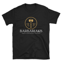 Dungeons and Dragons Shirt - Barbarians Emblem Unisex T-Shirt - DnD Shirts Dungeon Armory