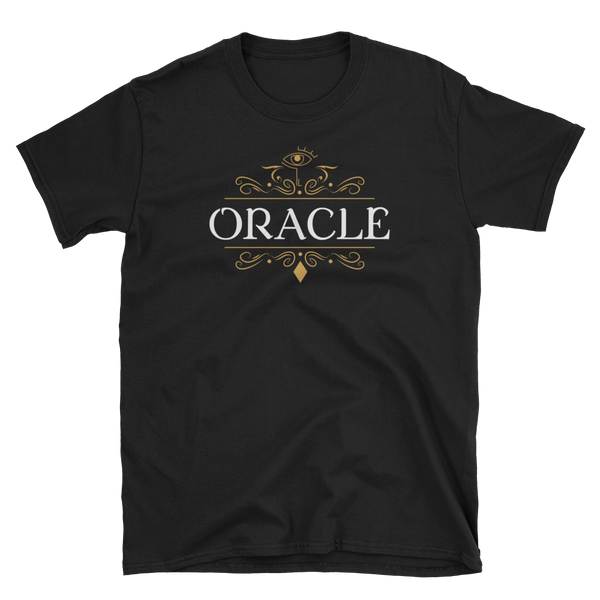 Dungeons and Dragons Shirt - Oracle Character Class Unisex Pathfinder T-Shirt - DnD Shirts Dungeon Armory